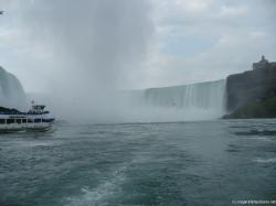 Maid of the Mist view of Horseshoe Falls as another MOTM passes by.jpg