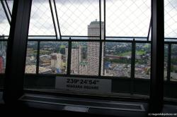 Niagara Square Canada as viewed from Skylon Tower.jpg