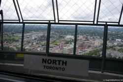North Toronto seen from Skylon Tower.jpg