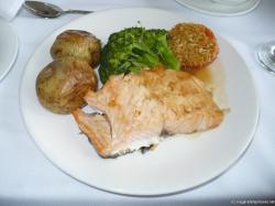 Salmon dish at the Skylon Revolving Dining Room Restaurant.jpg