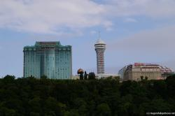 Sheraton Hotel and Crowne Plaza on Canada side of Niagara Falls.jpg