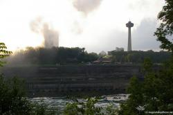 Skylon Tower and Canada as seen from the American side of the Niagara Falls.jpg