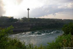 Skylon Tower and Canada as viewed from Terrapin point of the Niagara Falls.jpg