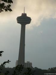 Skylon Tower as seen from the American side of the Niagara Falls.jpg